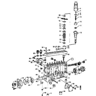 192621 Крышка Scania